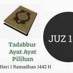 (Tadabbur Qur'an) Ayat -Ayat Pilihan Juz 1
