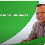 (Video)  dr.Agus Rahmadi : Manfaat Puasa Dari Sisi Medis