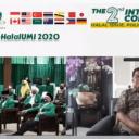 Conferense Internasional  UMI Makassar di Hadiri JK dan 300 Pembicara